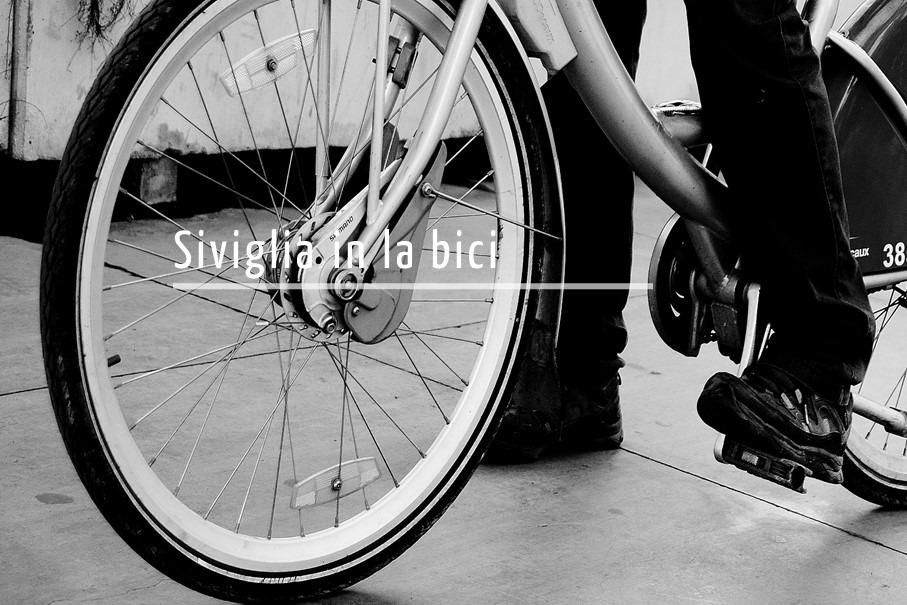 Tour di Siviglia in bicicletta