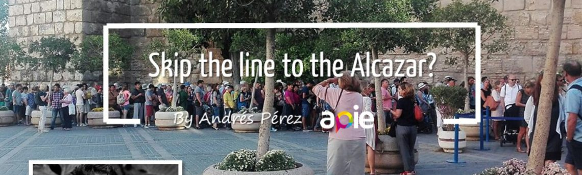 Skip the line to the Alcazar of Seville